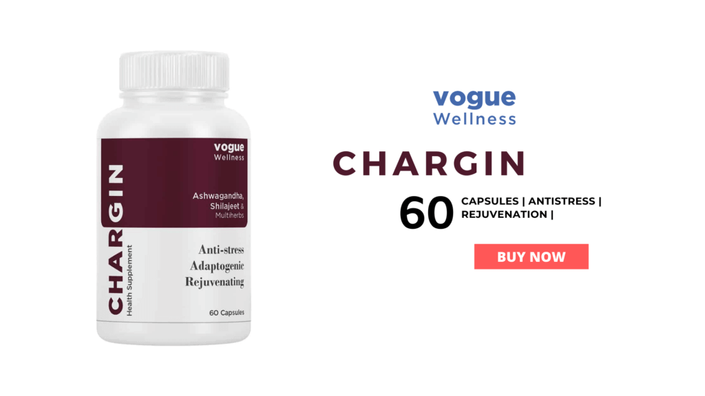Chargin enriched with Shilajit