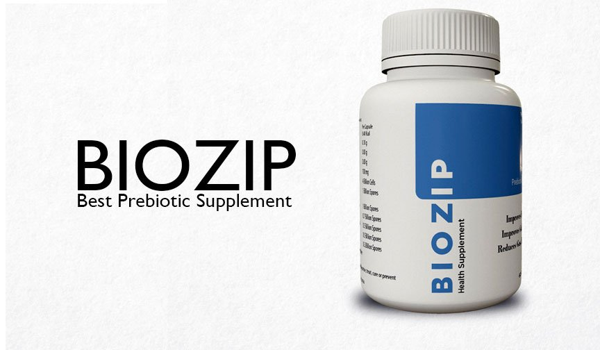 Biozip-Best prebiotic supplement for digestion