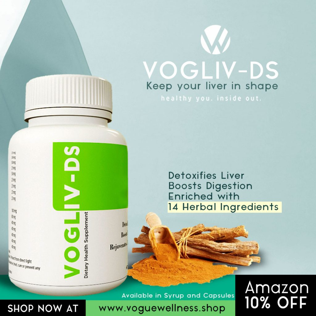 VOGLIV-DS for liver problems