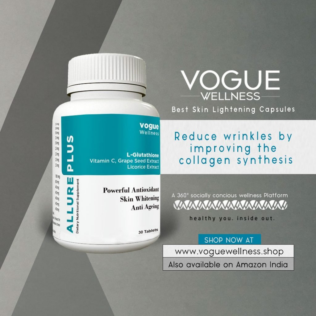 Reduce wrinkles by Vogue Wellness